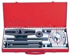 Съемник подшипников сегментного типа, 75-105 мм, 8 предметов KING TONY 9BA22