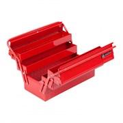 Ящик инструментальный раскладной, 5 отсеков, красный МАСТАК 510-05420R