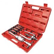 Обратный молоток для внутренних подшипников, 8-34 мм, кейс, 10 предметов МАСТАК 100-31010C