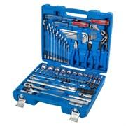 Набор инструментов универсальный, дюймовый, 87 предметов KING TONY 7587SR01