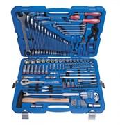 Набор инструментов универсальный, 128 предметов KING TONY 7528MR01