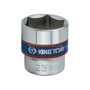 "Головка торцевая стандартная шестигранная 3/8"", 24 мм KING TONY 333524M"