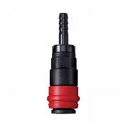 Муфта быстросъемная F>10 мм, композитная MIGHTY SEVEN SY-3313H