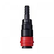 Муфта быстросъемная F>12 мм, композитная MIGHTY SEVEN SY-3413H