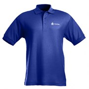 """Поло с логотипом бренда """"МАСТАК"""", размер L, синий МАСТАК ADT-201807L"""