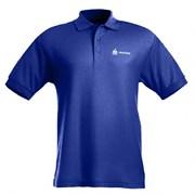 "Поло с логотипом бренда ""МАСТАК"", размер XXXL, синий МАСТАК ADT-201807XXXL"