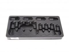 Ложемент для наборов накидных ключей 3602MR,3612MR, PVC KING TONY 84360212B