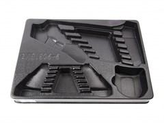 Ложемент для набора накидных и рожковых ключей, рулетка 9-90315MR, PVC KING TONY 84712920B