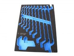 Ложемент для набора накидных ключей 9-90119MRV, EVA KING TONY 85811832B