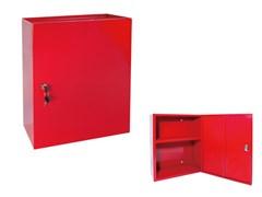 Ящик навесной для верстака, красный KING TONY 87502P03