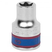 "Головка торцевая TORX Е-стандарт 1/2"", E11, L = 37 мм KING TONY 437511M"