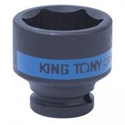 "Головка торцевая ударная шестигранная 1/2"", 35 мм KING TONY 453535M"
