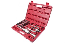 Обратный молоток для внутренних подшипников, 8-34 мм, кейс, 10 предметов