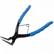 Съемник для стопорных колец 180 мм, загнутые удлиненные, сжатие