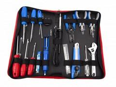 Набор инструментов электрика, 17 предметов