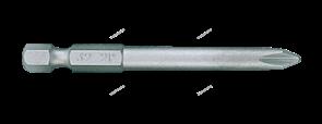 """Вставка (бита) торцевая 1/4"""""""", Phillips, PH1, L = 50 мм, для шуруповерта"""