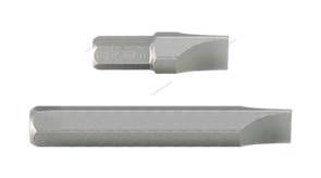 "Вставка (бита) торцевая 5/16"""", Slotted, 8х1.2 мм, L = 36 мм"