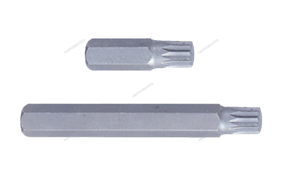 Вставка (бита) торцевая 10 мм, Spline, М10, L = 36 мм
