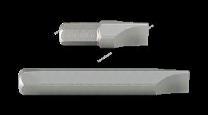 "Вставка (бита) торцевая 5/16"""", Slotted, 12х2,0 мм, L = 36 мм"