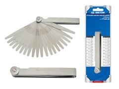 Набор щупов для проверки зазоров, 0,05-1 мм, 20 предметов