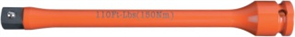"""Удлинитель торсионный 1/2"""""""", 195 мм, с ограничителем крутящего момента 150 Нм"""