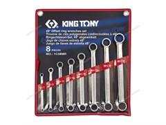 Набор накидных ключей, 6-22 мм 8 предметов