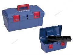 Ящик инструментальный, 445x240x206 мм, 2 отсека, полипропилен