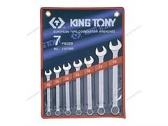 Набор комбинированных ключей, 10-19 мм, 7 предметов